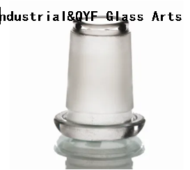 QYFBA01---Ground Joints Glass Smoking Water Pipes