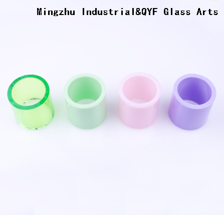 TY Color-TY Green Borosilicate 3.3 Glass Tubing