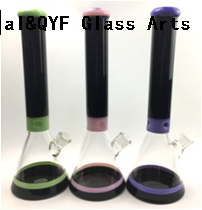 QYF34---Glass Smoking Water Pipes For Hemp
