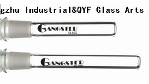 QYFBA03---Glass Smoking Adapters for Pyrex Water Pipes