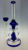 QYF2394--Pyrex Glass Bongs with Water Recycler