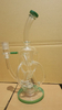 QYF2390--Glass Water Pipes with Water Recycler
