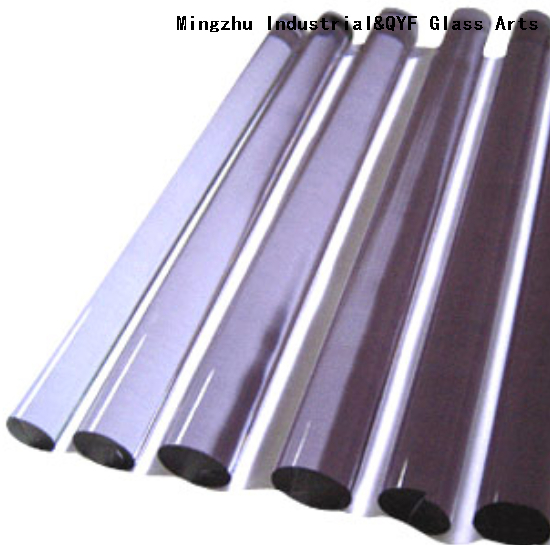 China TY Color Borosilicate3.3 Glass Rods-Purple